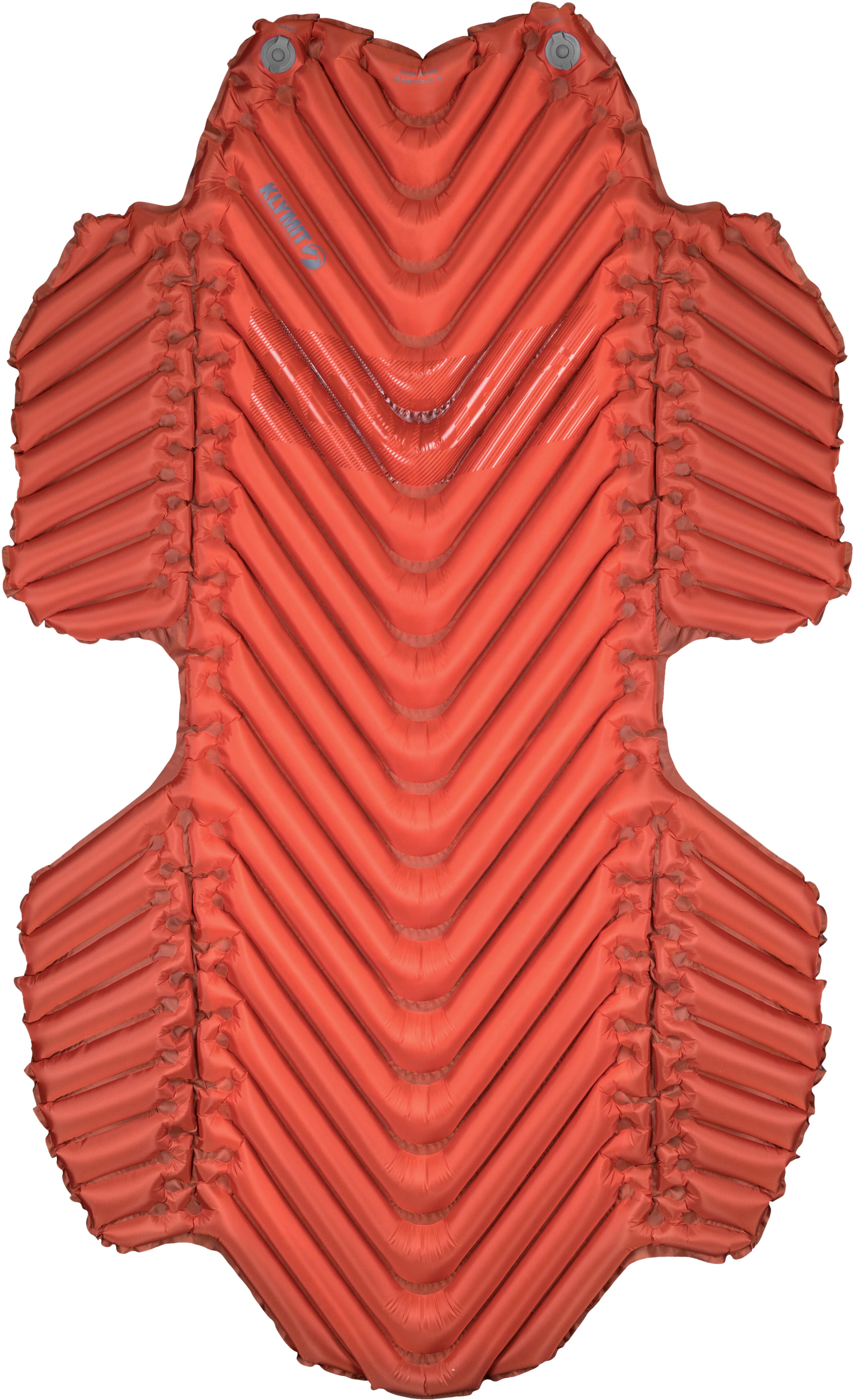 Klymit Insulated Hammock V Sleeping Pad Red Campz At